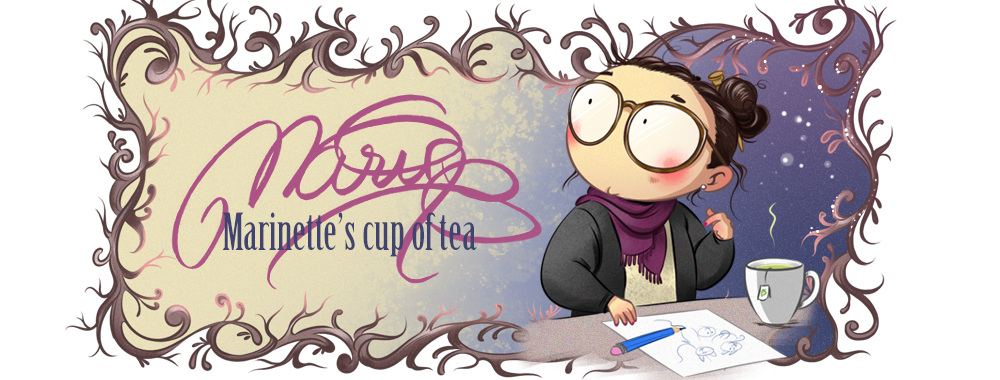 Marine - Marinette's cup of Tea