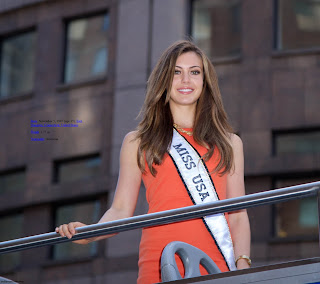 Miss USA Erin Brady 2013