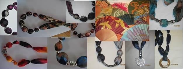 Trabajos realizados por Araceli Canela y Concha Portela