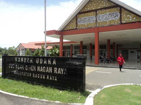 Nomor Call Center Bandara Cut Nyak Dhien Nagan Raya