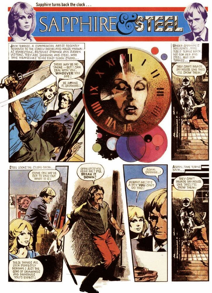 youtube sapphire and steel assignment 5