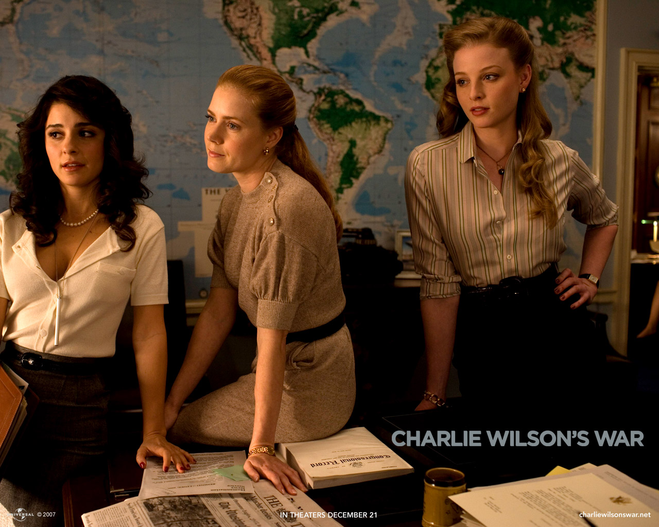 Charlie Wilson's War Starring The Charlies Angels