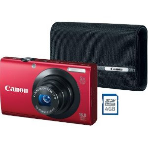 Canon PowerShot A3400 IS 16.0 MP
