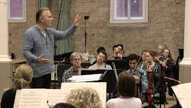 Sir Mark Elder & the Halle recording Gounod's La Colombe