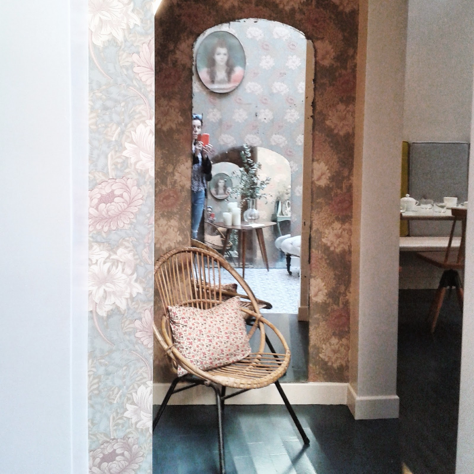 Hôtel Henriette Paris / Photos Atelier rue verte /