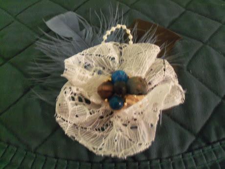 Vintage Jewelry Flower 3
