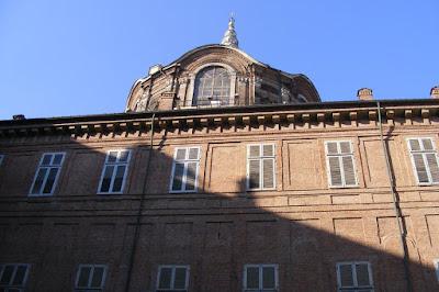 Piata Castello, Torino, Italia