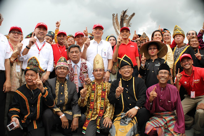 45. Program Integrasi 1Malaysia - AirAsia 2012