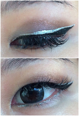 monolid, make up