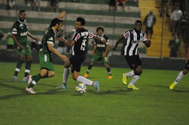 A Chapecoense de Apodi foi aos 28 pontos ao passar pelo vice-líder (foto: Divulgação/Chapecoense)