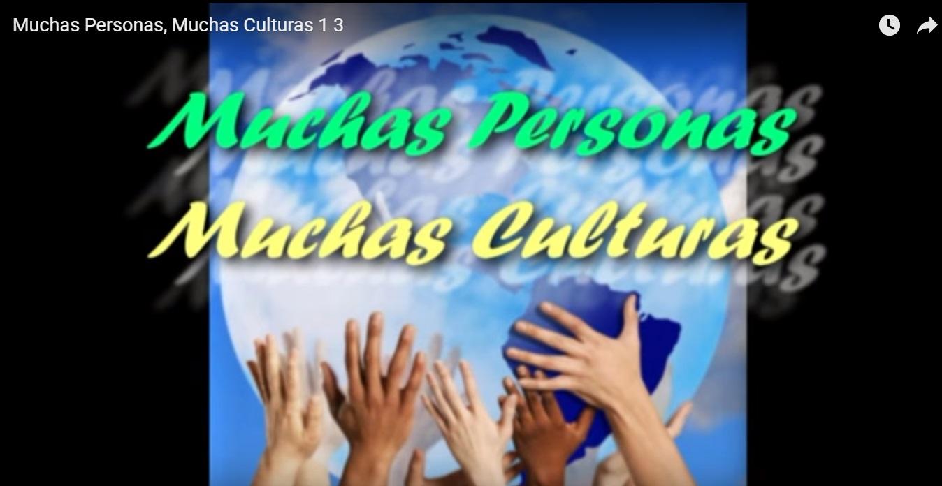 Muchas personas, muchas culturas 1 de 3