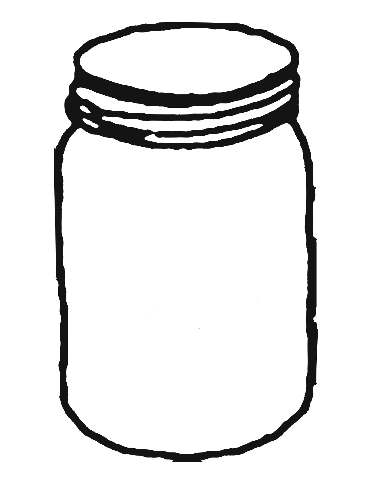 ... mason jar template http betterwithboys com image mason jar template