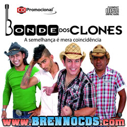 Bonde dos Clones - Vol.1 (2013)