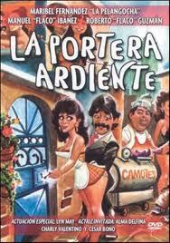 descargar La Portera Ardiente – DVDRIP LATINO