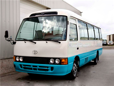 CARZ WALLPAPERS Toyota Bus