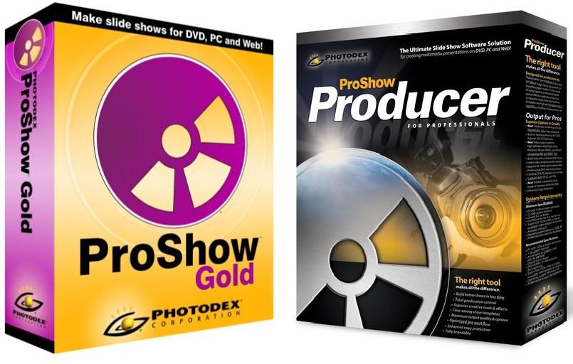 Photodex proshow gold v3.2.2040 incl keymaker