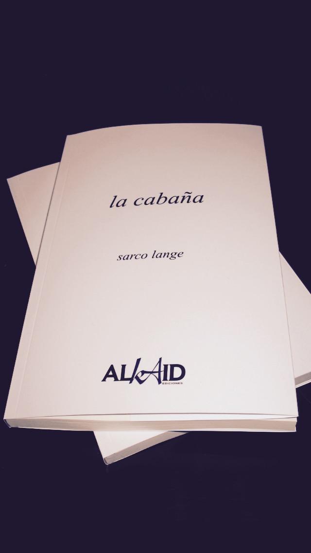 La Cabaña, poemario del poeta chileno Sarco Lange