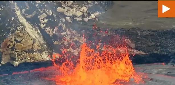 Έτοιμο να εκραγεί το πιο ενεργό ηφαίστειο του κόσμου;