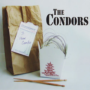 "THE CONDORS: ""3 ITEM COMBO"""