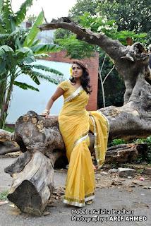 Bangladeshi Sexy Model Alisha Pradhan Picture