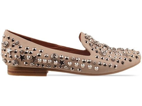 Jeffrey Campbell studded elegant loafers