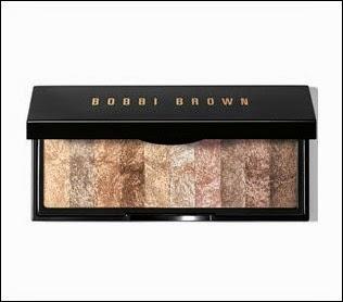 NEW: Bobbi Brown Raw Sugar Collection, Raw Sugar Shimmer Brick Eye Palette