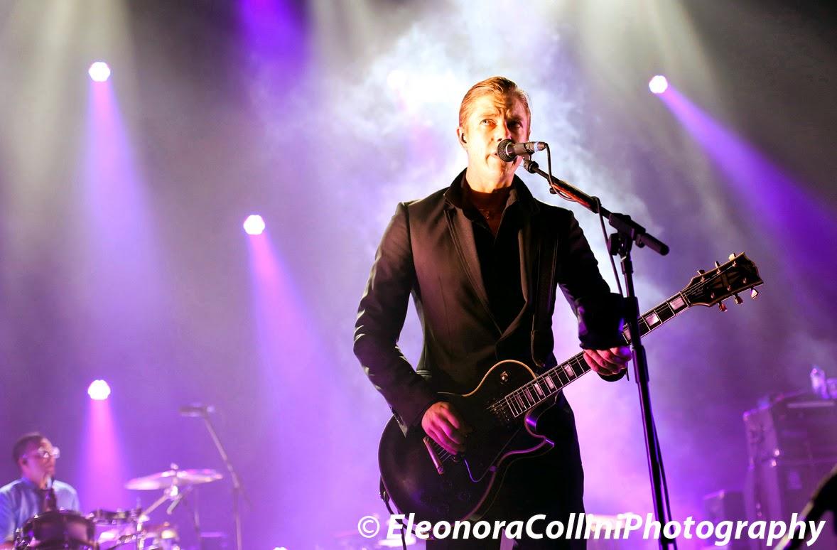 Paul Banks - Interpol - NME Awards 2014