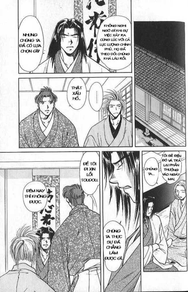 Soshite Haru No Tsuki chap 4 - Trang 30