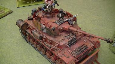 ork lutta tank