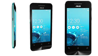 Harga Asus Zenfone 4, Smartphone Android Dual Core