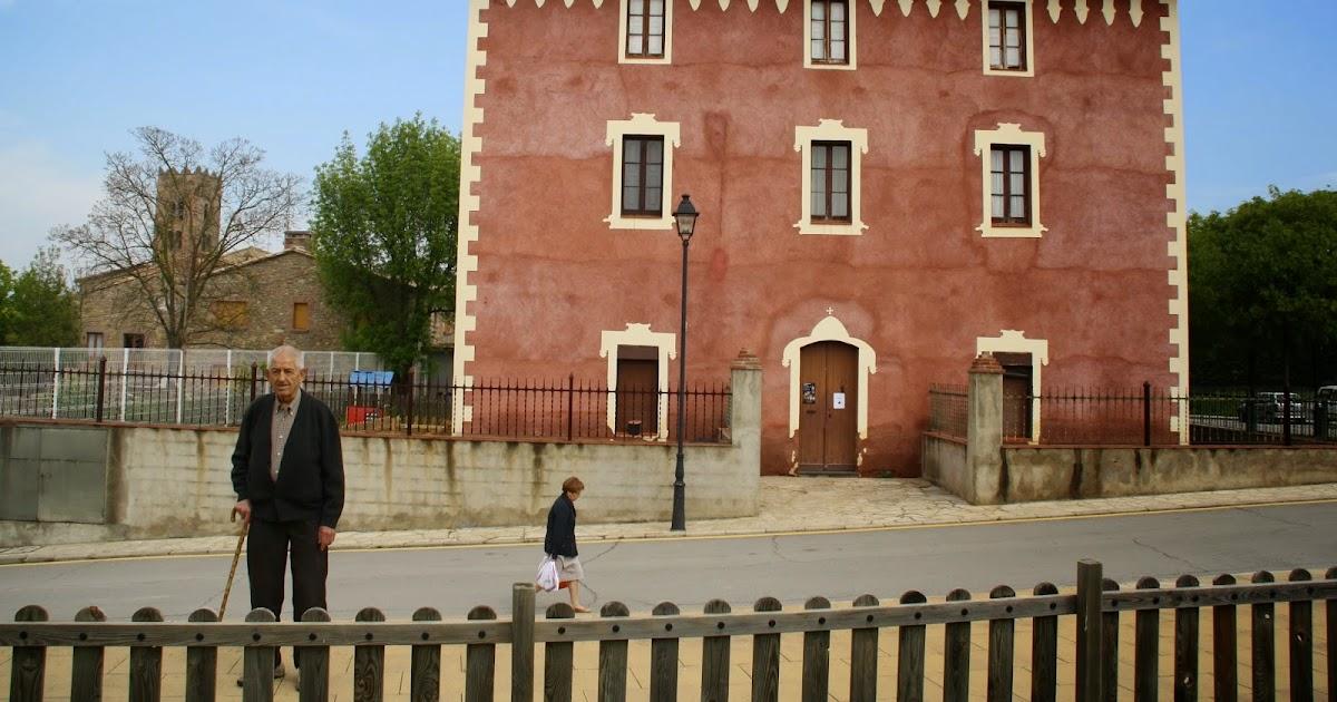 Tribuna del bergued casa de les monges pre escolar for Casa de lloguer a osona