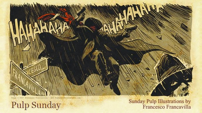 Pulp Sunday // Francesco Francavilla