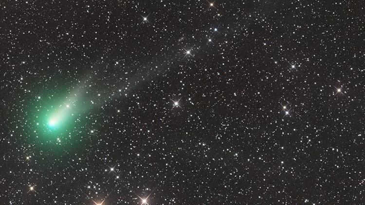 El cometa Catalina será visible a simple vista.