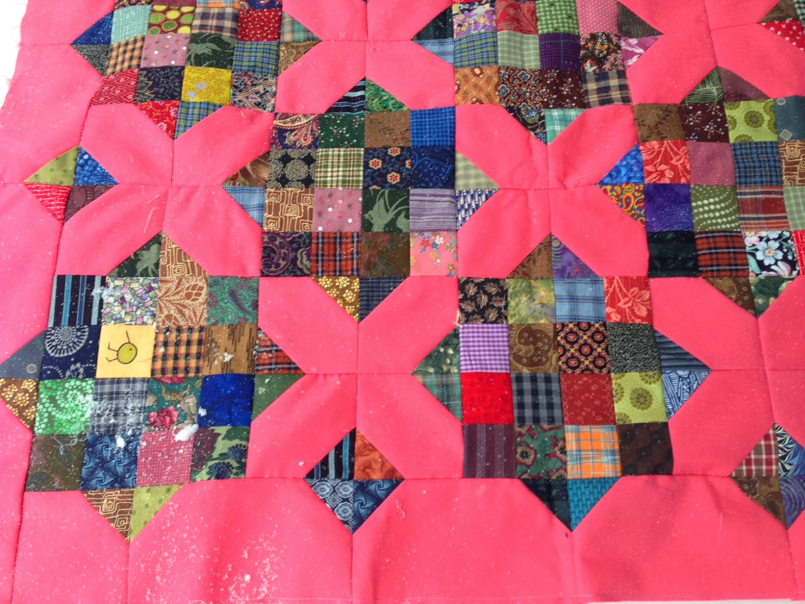 klein meisje quilts: Good Night, Irene--March progress : goodnight irene quilt - Adamdwight.com