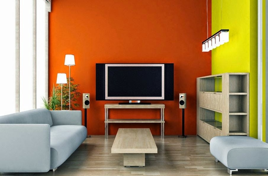 10 desain interior ruang tamu kecil nuansa minimalis, modern yang ...
