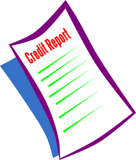 credit report graphic