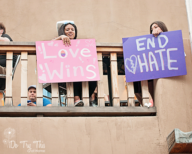Love wins in Santa Fe, New Mexico