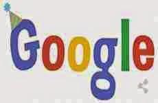 Google cumple 16 años y lo festeja con un nuevo doodle