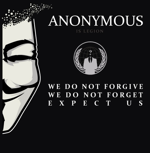 Do Not Forgive We Are Anonymous