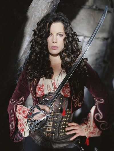 Movie Costumes Kate Beckinsale Van Helsing 2004