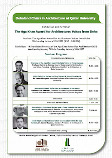Aga Khan Award for Architecture: Voices from Doha