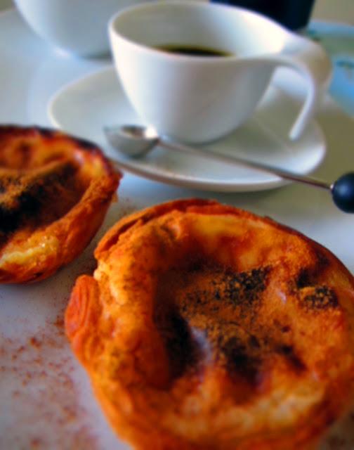 Pastéis de Belém - photo by Ana Almeida - TANGRAMartworks