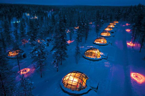 الفندق و المنتجع الزجاجي في فنلندا ، إستمتع بنظرة فريدة للشفق القطبي 1.jpg