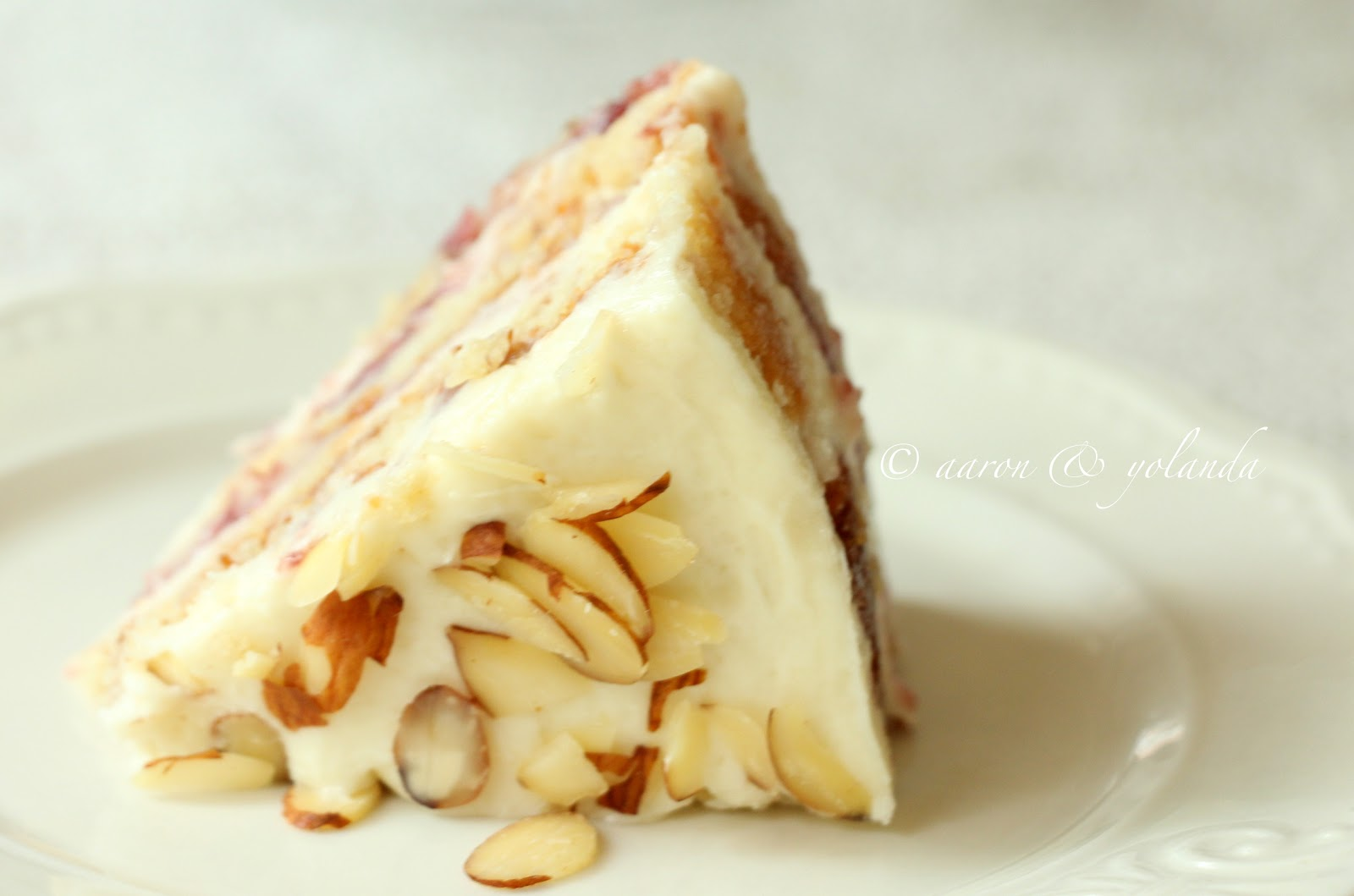 almond raspberry layer cake celebrating sweets almond raspberry layer ...