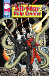 NEW! AIRSHIP 27 PRESENTS: ALL-STAR PULP COMICS VOL. 3