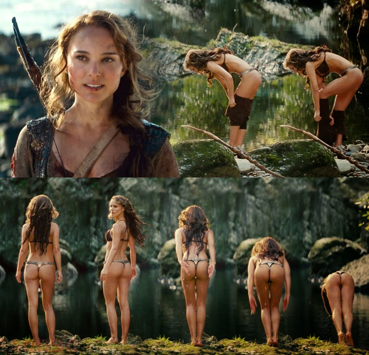 Natalie portman your highness thong shot slow motion - 2 part 5