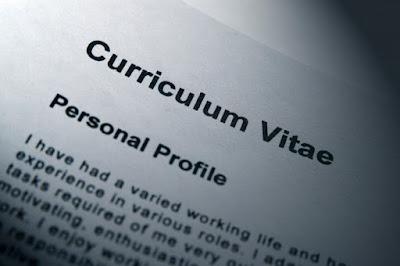 6 Tips Terbaik Menulis Curriculum Vitae (CV)