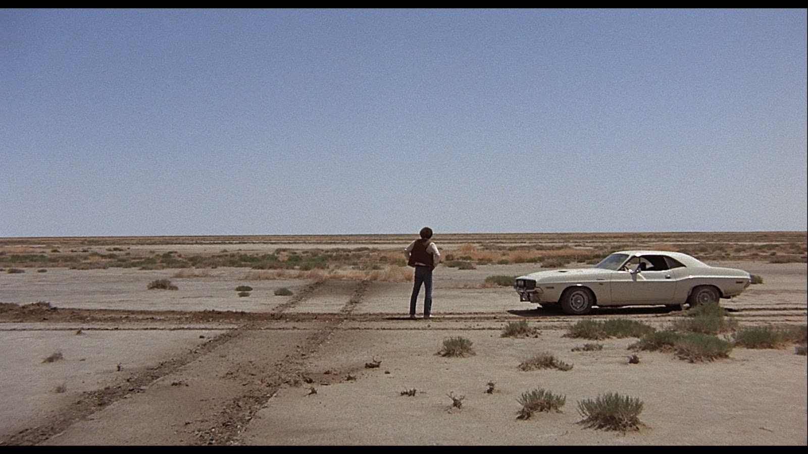 Coastrider: Vanishing Point - Trailer (1971)