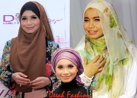 Gaya Jilbab Rossa Juri X Factor Indonesia