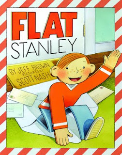 Flat Stanley book
